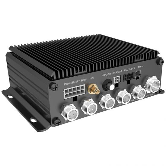 4 channel 1080P mdvr 3G 4G Network SD MDVR